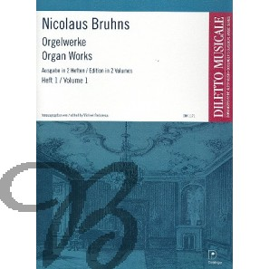 Orgelwerke 1 - Bruhns, Nicolaus (1665-1697)