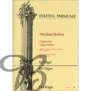 Orgelwerke 2 - Bruhns, Nicolaus (1665-1697)