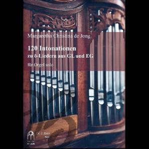 120 Intonationen zu ö-Liedern aus GL und EG