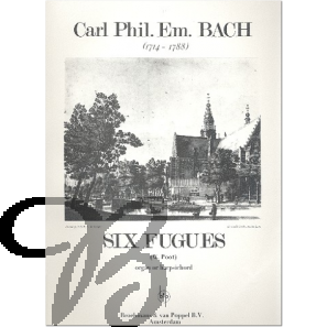 Six Fugues for Organ or Harpsichord, Wq 119
