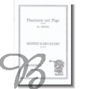 Phantasie und Fuge in D, op. 39b