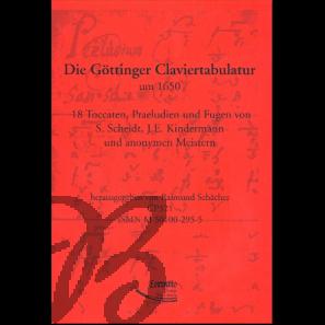 Die Göttinger Claviertabulatur um 1650