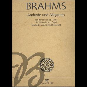 Andante & Allegretto aus der Sonate op.120