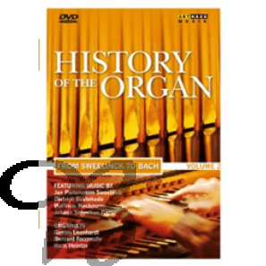 History of the Organ vol.2: From Sweelinck to Bach