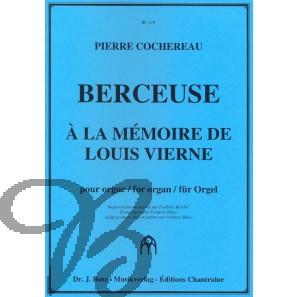 Berceuse à la mémoire Louis Vierne