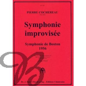 Symphonie Improvisée (Symphonie de Boston, 1956)