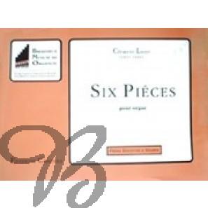 Six Pièces, op. 40/45