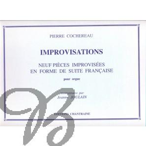 Improvisations: Neuf Pièces improvisées en forme de Suite Française