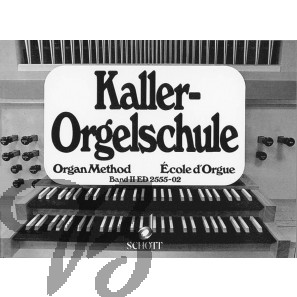 Orgelschule band 2