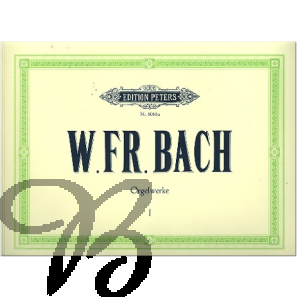 Orgelwerke, band 1