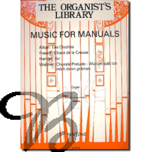 Music for Manuals, vol.1