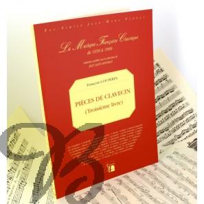 Pièces de clavecin (troisième livre)