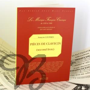 Pièces de clavecin (second livre)