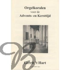 Orgelkoralen voor de Advents- en Kersttijd