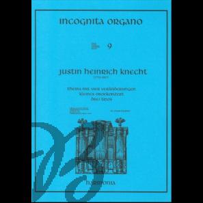 Thema mit 4 Veränderungen, Kleines Oboekonzert, 3 Trios
