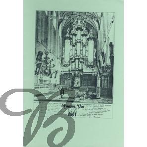Gouderakse Orgelmuziek deel 1