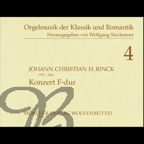 """Konzert F-Dur op. 55 """"Flöten-Konzert"""""""