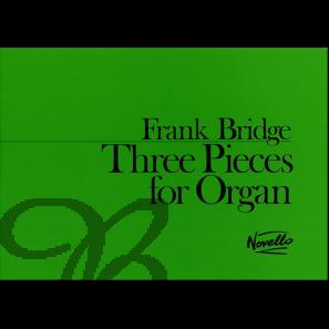 Three Pieces for Organ