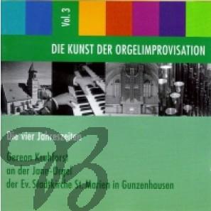 Die Kunst der Orgel-Improvisationen vol. 3