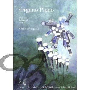 Organo Pleno deel 2: Methode voor kerkorgel - Ingelse, Christiaan (*1948)