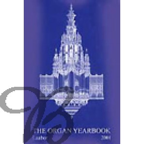The Organ Yearbook 30 (2001)
