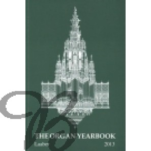 The Organ Yearbook 42 (2013)