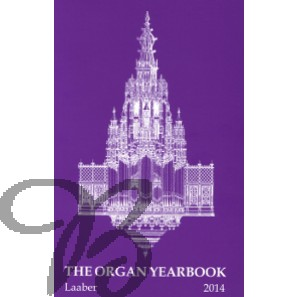 The Organ Yearbook 43 (2014)