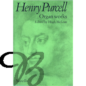 Organ Works - Purcell, Henry (1659-1695)