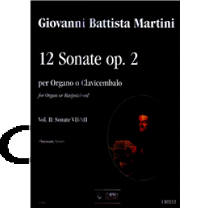 12 Sonate op.2 vol.2 - Martini, Giovanni Batista (1706-1784)