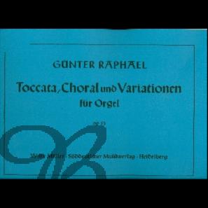 Toccata, Choral und Variationen op.53 (1944)