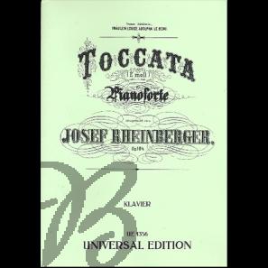 Toccata e-moll, op.104