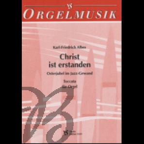 Christ ist erstanden (Toccata für Orgel)