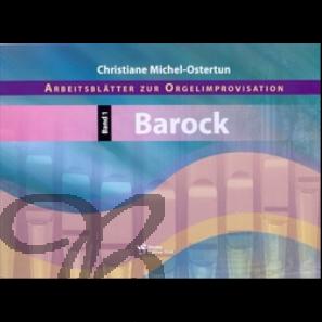 Arbeitsblätter zur Orgelimprovisation 1