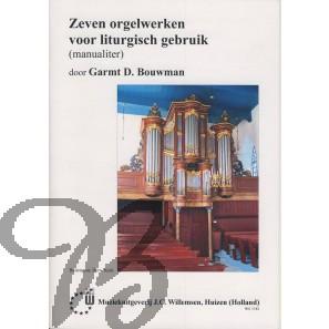 7 orgelwerken voor liturgisch gebruik (manualiter)