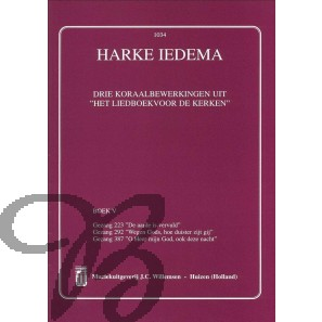 Koraalbewerkingen uit het Liedboek voor de Kerken boek 5