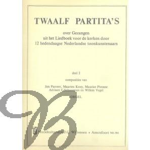 Twaalf Partita's, deel 2