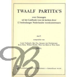 Twaalf Partita's, deel 3