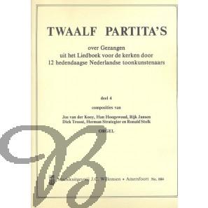 Twaalf Partita's, deel 4