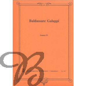 Sonate 4 D-Dur