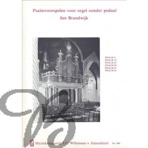 Psalmvoorspelen voor orgel zonder pedaal