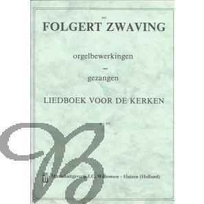 Orgelbewerkingen van Gezangen LvdK dl.12