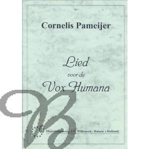 Lied voor de Vox Humana