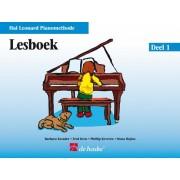 Hal Leonard Pianomethode, Deel 1 - Lesboek