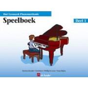 Hal Leonard Pianomethode, Deel 1 - Speelboek