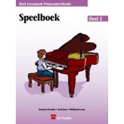 Hal Leonard Pianomethode, Deel 2 - Speelboek