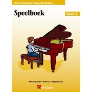Hal Leonard Pianomethode, Deel 3 - Speelboek