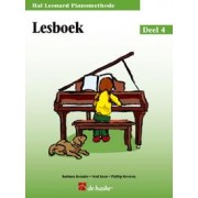 Hal Leonard Pianomethode, Deel 4 - Lesboek