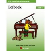 Hal Leonard Pianomethode, Deel 4 - Lesboek