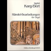 Händel-Bearbeitungen für Orgel
