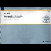 Orgelspiel im Kirchenjahr, band 1